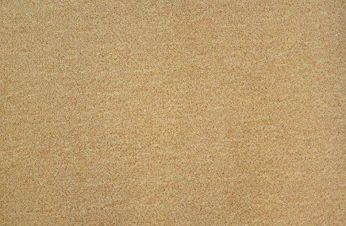 Dean Pet Friendly Non-Skid 2' x 3' Carpet Accent Rug/Anti-Fatigue Mat: Gold by Dean Flooring Company