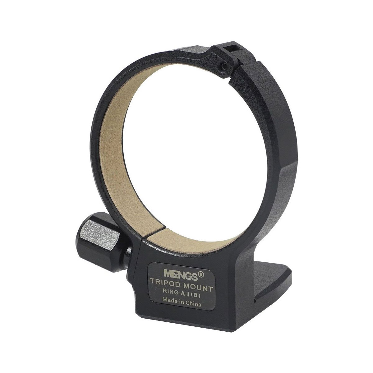 MENGS A II (B) Tripod Mount Collar Ring Aluminum Alloy For Canon EF 70-200mm f/4L