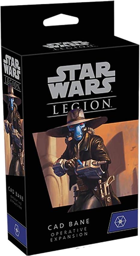 """/""""Cad Bane • Deutsch Neu /& OVP Clone Wars FFGD4661 Star Wars Legion"""