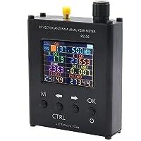 Analizador de antena UV RF Vector Impedancia ANT SWR medidor de antena para 137,5 MHz - 2,7 GHz con radio jamón con…