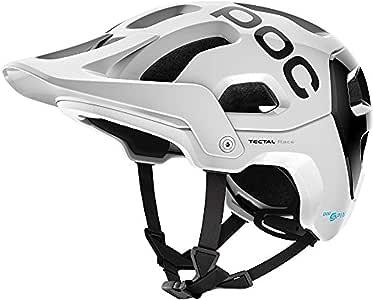 POC Tectal Race Spin Helmet & Knit Cap Bundle