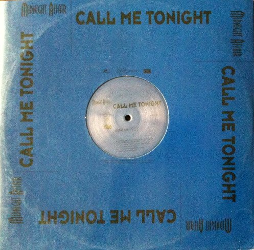 Midnight Affair - Call Me Tonight - Polydor - 853 169-1