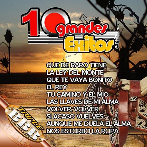 ... 10 Grandes Exitos De Vicente F..