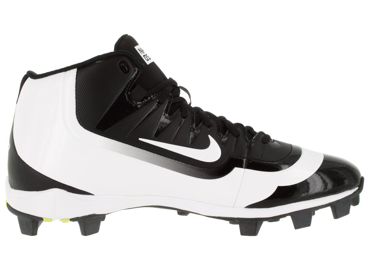 new product 7257f 1ecb7 NIKE Men s Huarache 2KFilth Keystone Mid Baseball Cleat