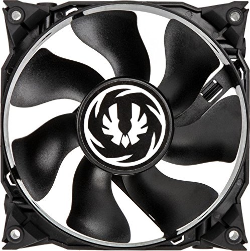 BitFenix Spectre Xtreme LED Computer case Fan - Computer Cooling Components (Computer case, Fan, 12 cm, 950 RPM, 2000 RPM, 30 dB)