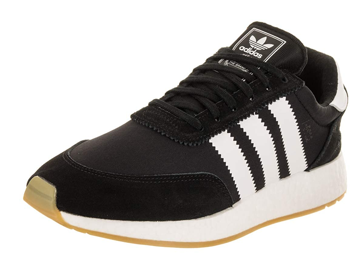 Black-White-Gum adidas Originals I5923 shoes Men's Casual