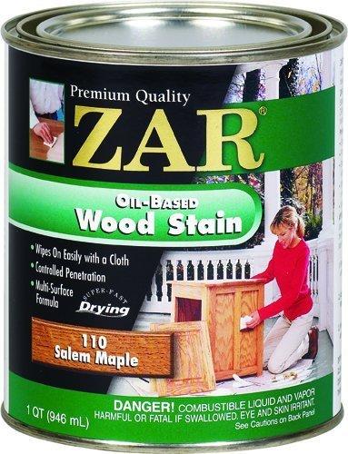 ZAR 11012 Wood Stain, Salem Maple by ZAR ()