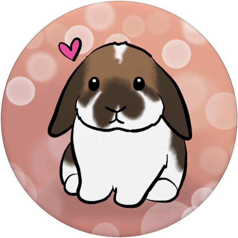 J-Straps Happy Bunny 2Hot Chaussette pour t/él/éphone Portable Compatible avec Tous Les t/él/éphones Portables actuels