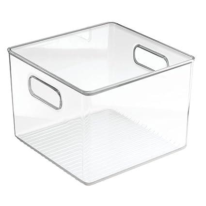 Awesome InterDesign Refrigerator, Freezer And Pantry Storage Container U2013 Food  Organizer Bin For Kitchen U2013 Medium