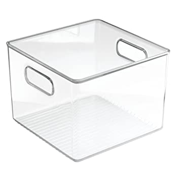 InterDesign Refrigerator, Freezer And Pantry Storage Container U2013 Food  Organizer Bin For Kitchen U2013 Medium