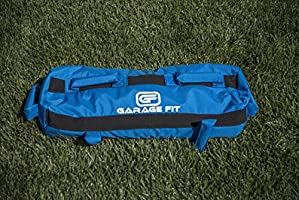 Weighted Bags Military Sandbags Fitness Tactical Sandbags Exercise Rubber Core Handle Heavy Sand Bags Garage Fit Heavy Duty Workout Sandbags with Rubber Handle for Fitness Weighted Sandbag