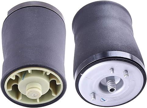 Pair For BMW X5 E53 New Rear Air Suspension bag Air Springs 37126750355