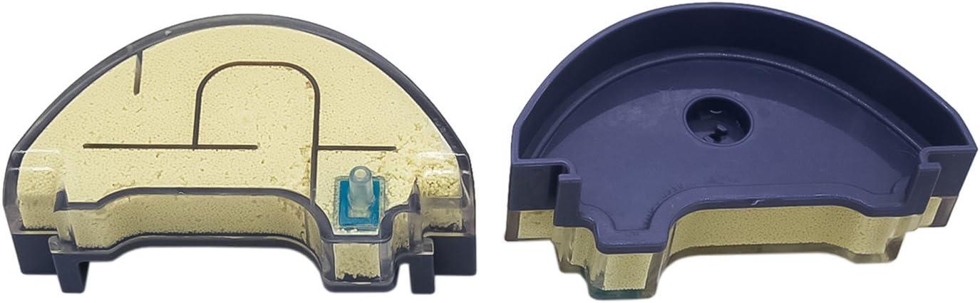 Empaque de 2 Filtros Antical para mopa de vapor Hoover SteamJet. Reemplaza a U67, 35601335. Producto genuino de Green Label