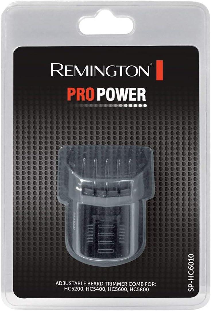 Remington SP-HC6010 Comb Peines de Recambio para Cortapelos Remington HC 5200, HC 5400, HC 5600 y HC 580