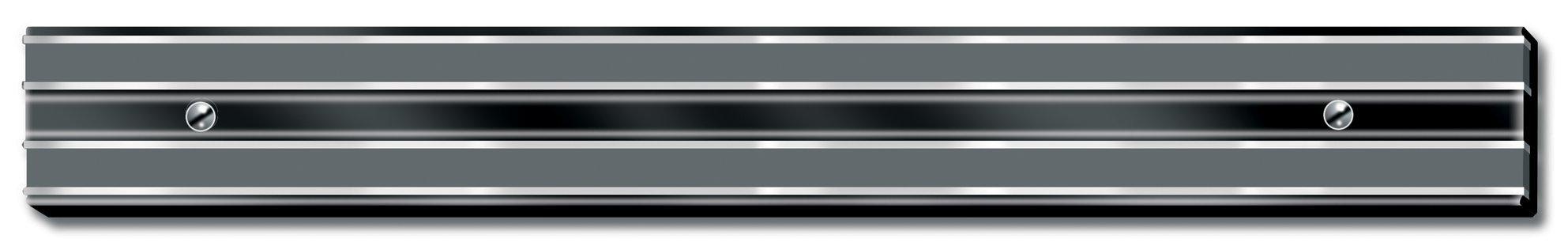 Victorinox 12-Inch Long Magnetic Knife Bar, Black