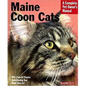 Maine Coon Cats (Complete Pet Owner's Manual) 41