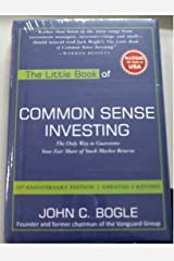 The Little Book of Common Sense Investing: The Only Way to Guarantee Your Fair Share of Stock Market Returns Hardcover