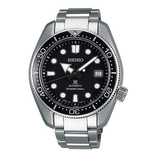 Reloj Seiko Prospex Buceo Automático SPB077J1EST Hombre Negro: Amazon.es: Relojes