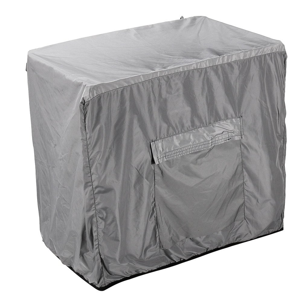 WCHAOEN Gas Generator Storage Cover For 4800W-11500W Power Equipment 30.7x22x23.6 Inches Accessories Tool
