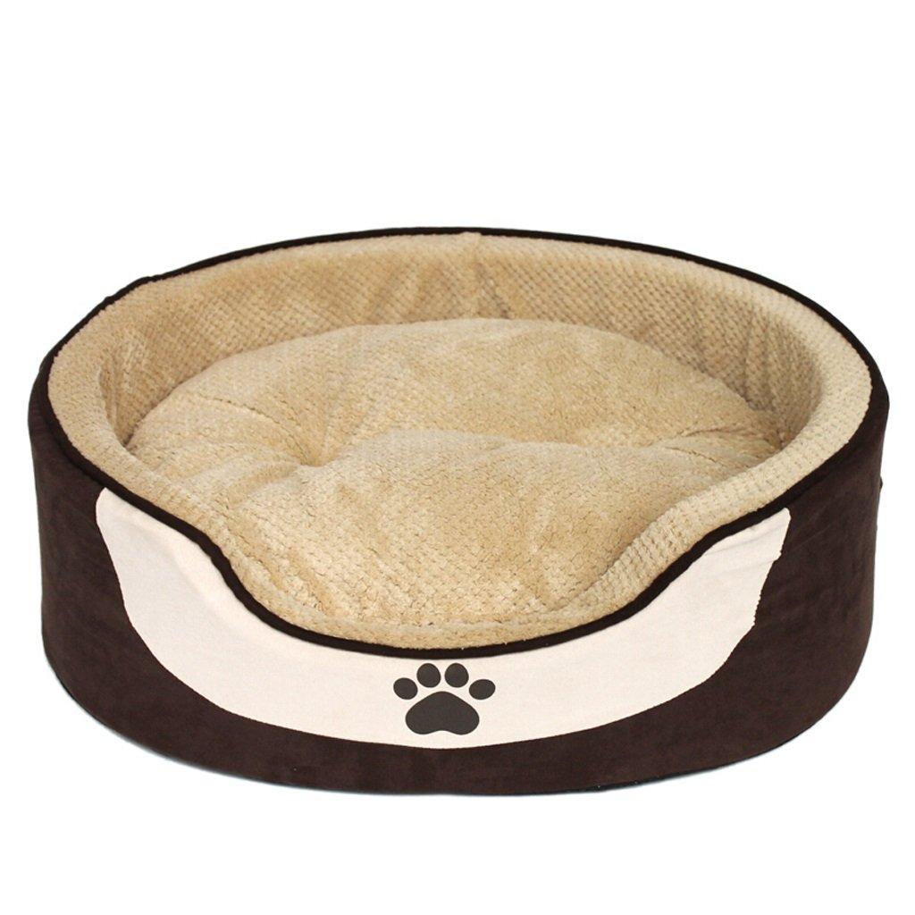 confortevole TangMengYun Canile Amovibile e Lavabile Comodo e e e Durevole Letto per Cani Forniture per Animali Domestici per Animali Domestici di Taglia Piccola e Media (Colore   B-69  53  18CM)  negozio online