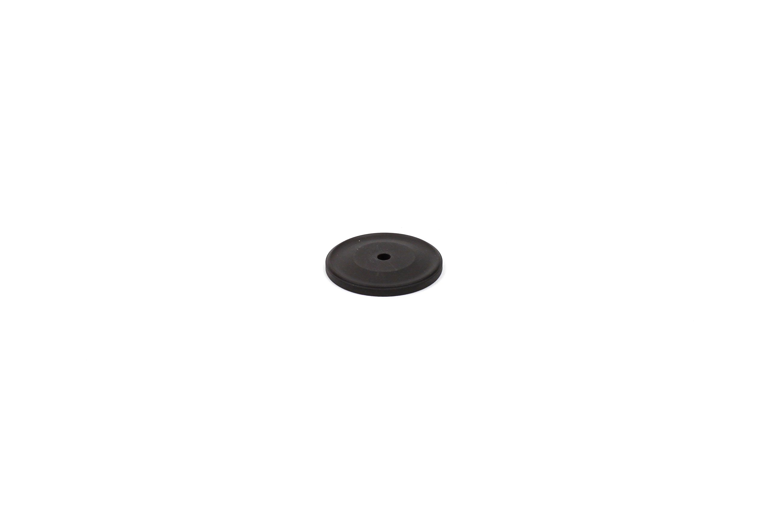 Century Hardware Yukon Solid Brass 1-1/2'' Backplate, Value Pack (10 Pack, Oil Rubbed Bronze)