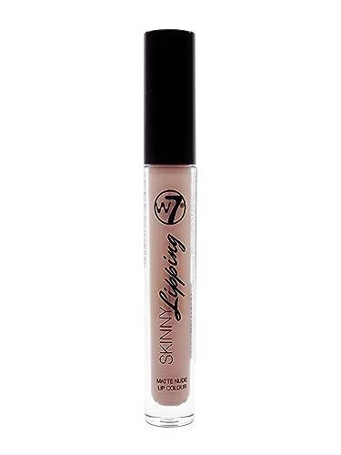 W7 Skinny Lipping Matte Liquid Lipstick 2.5ml-Off the Wall
