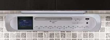 Soundmaster Ur2170si Under Cabinet Kitchen Fm Dab Radio Cd