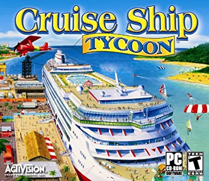 Amazoncom Cruise Ship Tycoon PC Video Games - Cruise ship tycoon