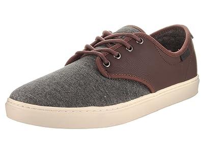 4178e475cf0d65 Vans Unisex Ludlow (Monogram) Chstnt Trtldve Skate Shoe 7.5 Men US   9