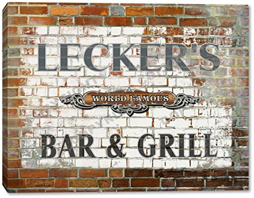 leckers-world-famous-bar-grill-brick-wall-canvas-print-24-x-30