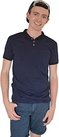 H&M Cotton Polo Shirts Navy Small: Amazon.es: Ropa y accesorios