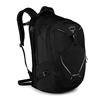 Osprey Nebula 34 Men s Everyday   Commute Pack - Black (O S)  Amazon ... 10ebe57fa9a3f