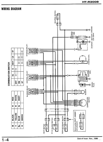 r3009 honda ignition switch wiring diagram house wiring diagram rh maxturner co