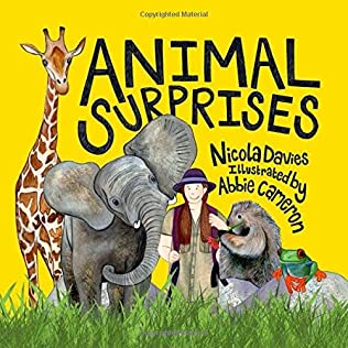 book cover of Animal Surpises