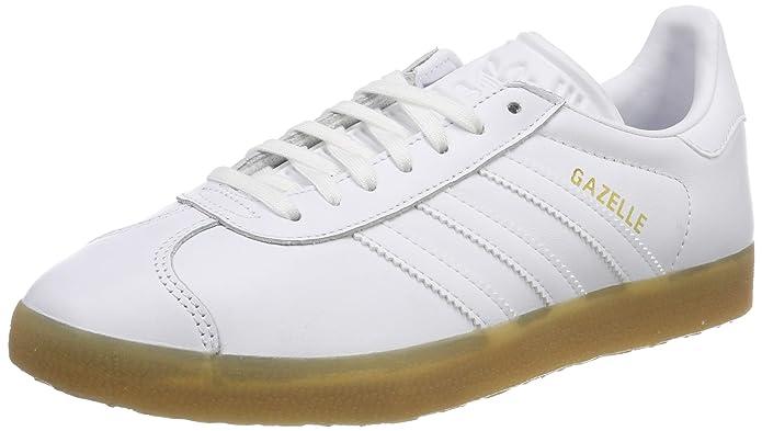 adidas Gazelle Sneaker Herren weiß