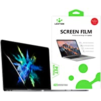 LENTION Clear Screen Protector for 2016 2017 2018 2019 MacBook Pro (13-inch, with 2/4 Thunderbolt 3 Ports), Model A1706/A1708/A1989/A2159, HD Protective Film with Hydrophobic & Oleophobic Coating