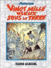 Book's Cover of Vingt mille vieux sous la terre