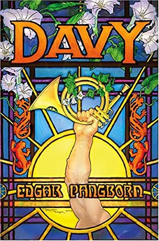 book cover of Davy