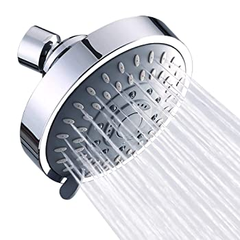 AISOSO 2.5 Gallons 4.1-Inches Shower Head