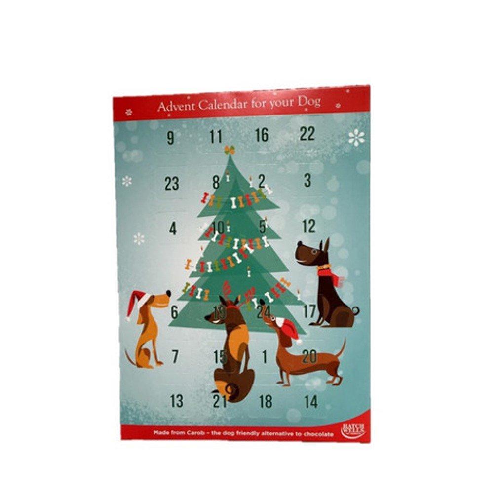 Calendario de Adviento para tu perro Hatch Wells