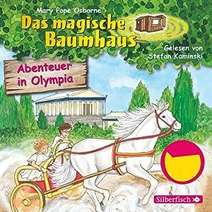 Abenteuer in Olympia (Das magische Baumhaus 19) Hörbuch