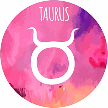 Taurus edition Zodiac Vinyl Sticker Pack