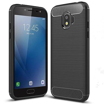 85e17f068d2 Funda Compatible Con Galaxy J2 Pro 2018 / Galaxy Grand Prime Pro, PUBAMALL  Funda de silicona suave ...