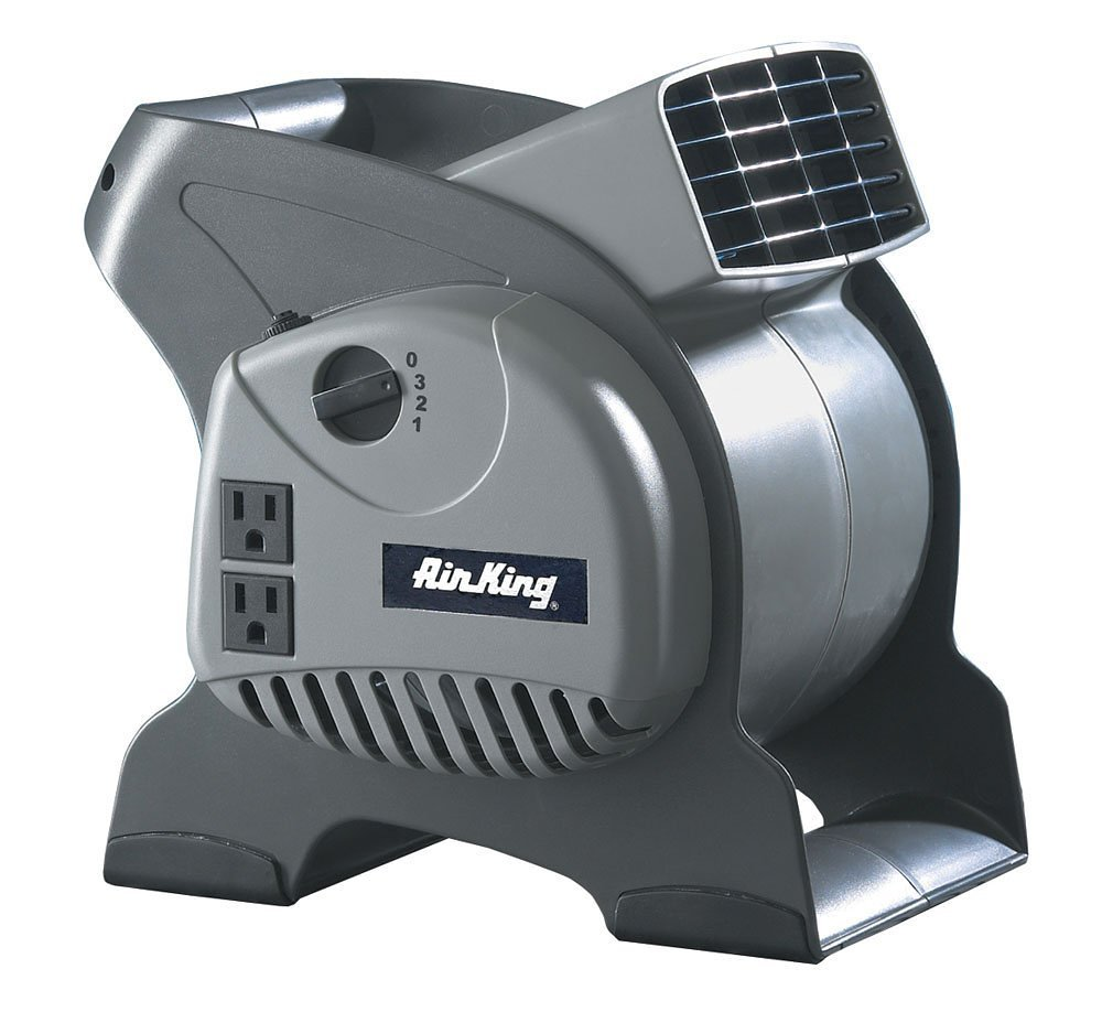 Genial Amazon.com: Air King 9550 3 Speed Pivoting Utility Blower With Grounded  Outlets: Home U0026 Kitchen