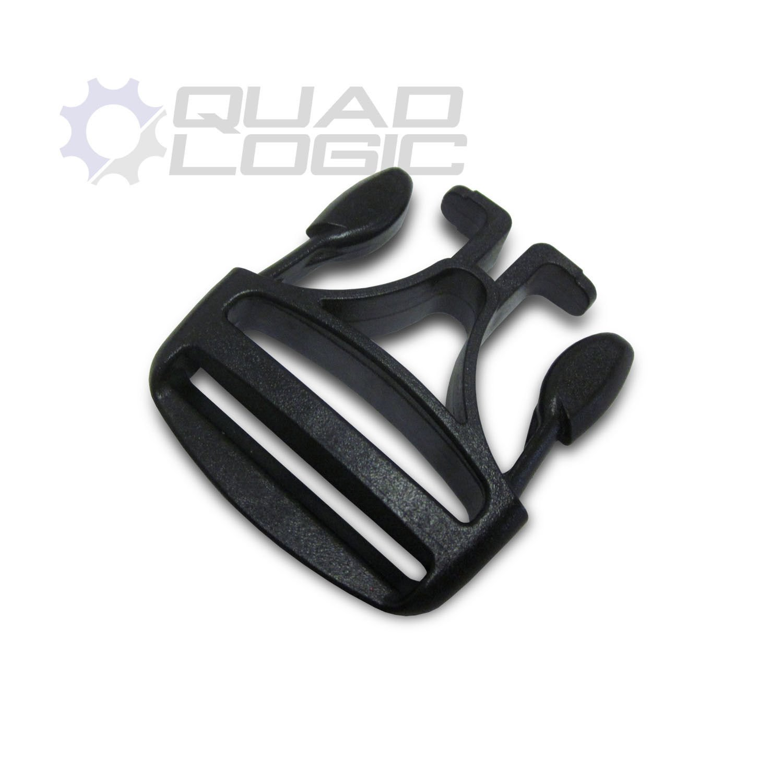 Polaris Ranger RZR 570 800 900 2015+ Side Safety Window Net Buckle Clip Quad Logic