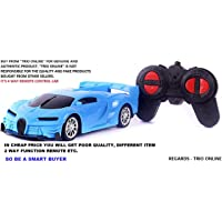 Remote Controlled car 4 Function Racing Sports Car, Remote car for Kids ( Assorted Colors )