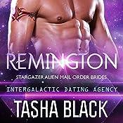 Remington: Stargazer Alien Mail Order Brides, Book 5 | Tasha Black