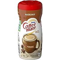 COFFEE-MATE Powder Hazelnut, Coffee Whitener, 425g Canister