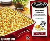 STOUFFERS MACARONI & CHEESE PASTA FROZEN FOOD PARTY SIZE 76 OZ