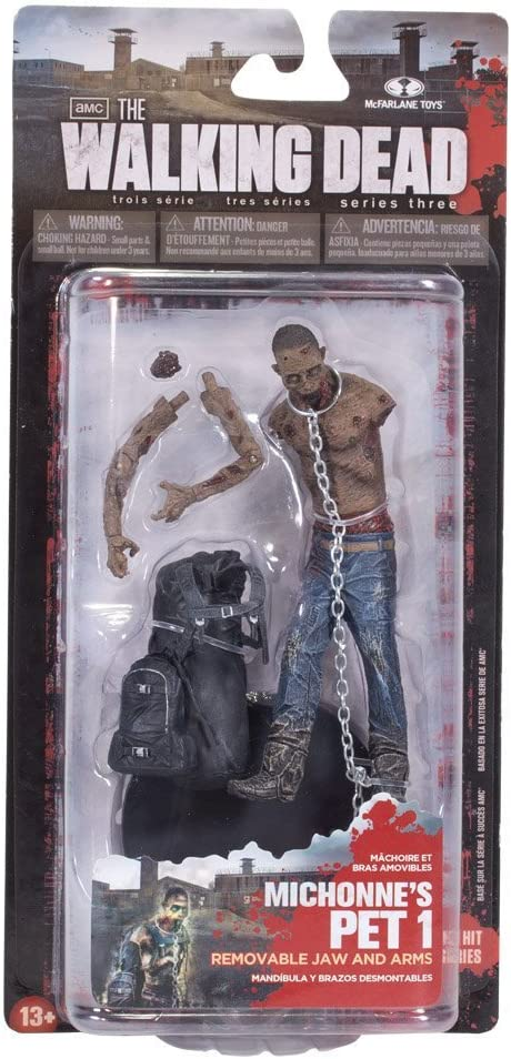 TV Series Fear The Walking Dead: #3 Travis BRAND NEW McFarlane Toys